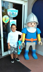 playmobile  handsome  guy new